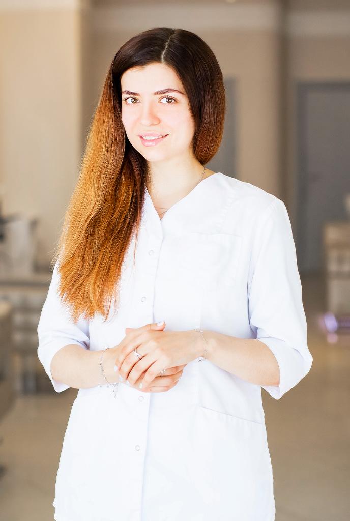 Александрова Нина