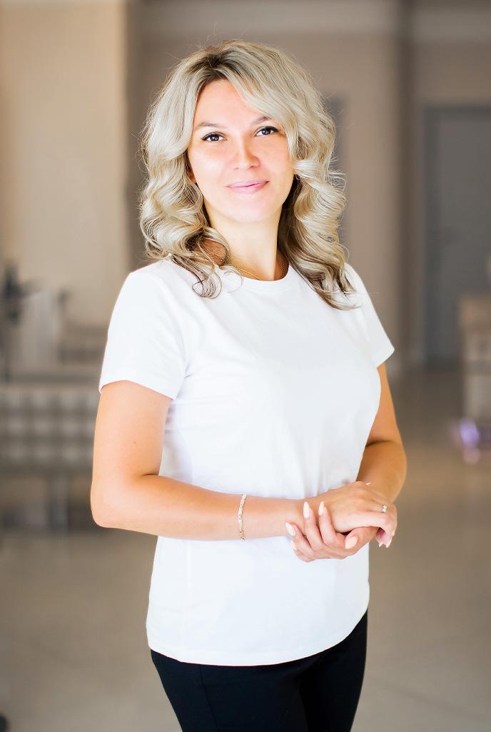 Кузьмина Анастасия
