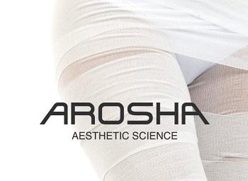 Бандажные обертывания AROSHA для борьбы с целлюлитом и коррекции фигуры!