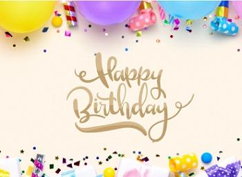 13 апреля — День рождения салона!